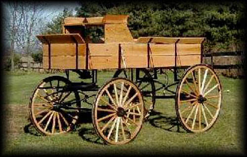 American carriage llc buggy sleigh and stagecoach company for How to build a carriage